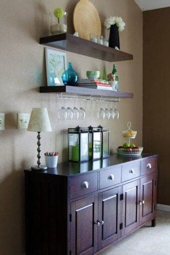 dining room hutch cabinets shelves buffet