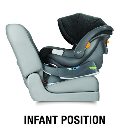 siege auto rear facing chicco fit2 le rear facing infant and toddler car seat alto