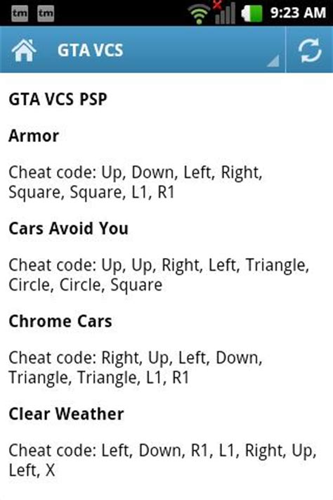 Tag Gta Vice City Car Cheat Psp Waldon Protese De Silicone Info