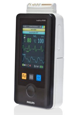 intellivue mx wearable patient monitor philips healthcare