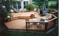 great wood patio design ideas 28 Truly Awesome Wooden Deck Designs For Your Home