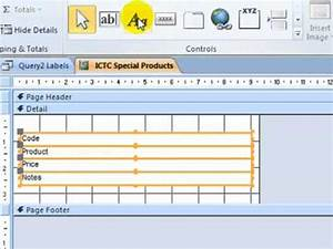 how to create labels from a query in microsoft access With create shipping label without postage