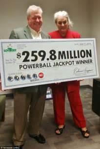 Tennessee Powerball Lottery Winners