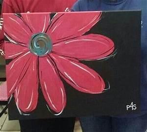 25+ best ideas about Flower Canvas on Pinterest | Flower ...