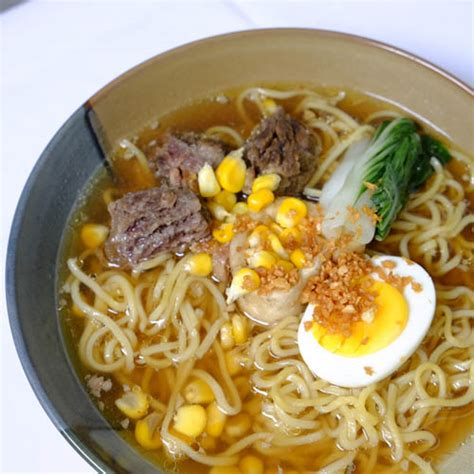 bulalo ramen food recipes