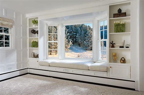 bow bay windows renewal  andersen  wny