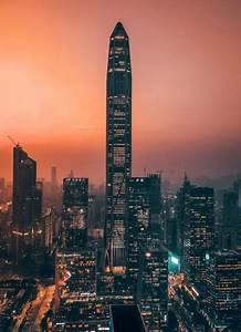 10 Tallest Buildings in China in 2018 - The Tower Info