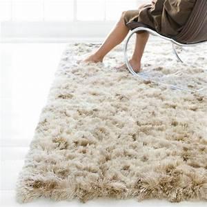 Tapis A Poils Long : 99 int rieurs magnifiques avec tapis shaggy design poil long ~ Teatrodelosmanantiales.com Idées de Décoration