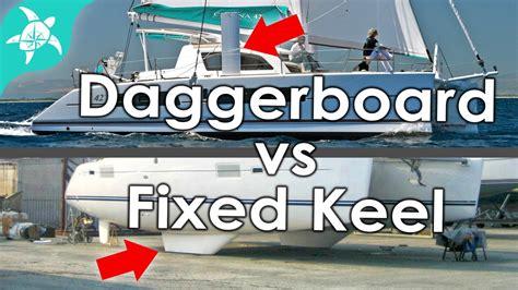 Catamaran Daggerboard by Catamaran Daggerboards Pros Cons Discussion Youtube