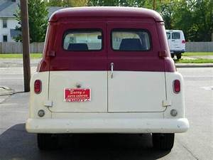 1959 Chevrolet Delivery Panel Truck