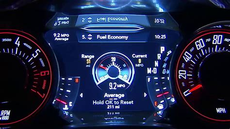 Digital Dashboard Cars by Instrument Cluster Display Digital Dashboard On The Car