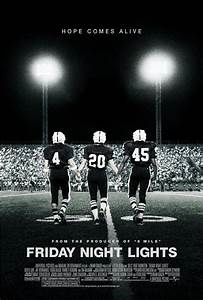 Pin Friday Night Lights (2004) Movie and Pictures on Pinterest