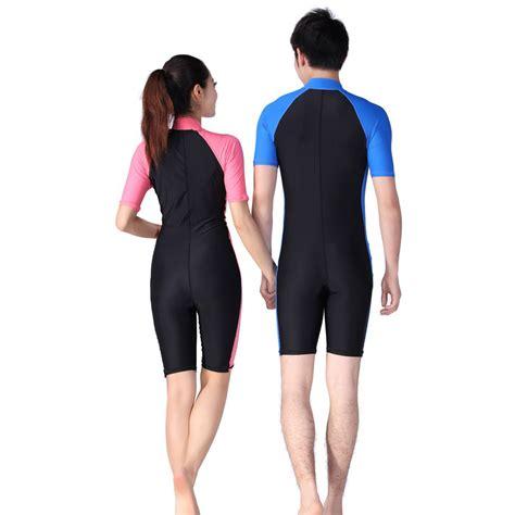 baju renang pria diving style size blue jakartanotebook