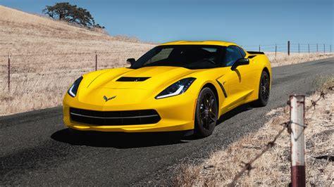 Corvette Stingray Review | Top Gear