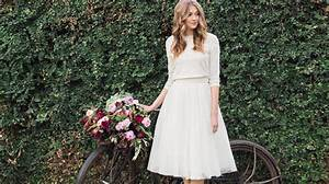 These bridal dresses are perfect for a civil wedding for Civil wedding dress