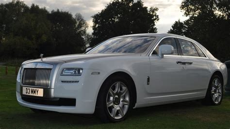 Luxurious Rolls-royce Ghost Wedding Car Hire Wembley, London
