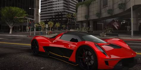 Top 4 Best Super & Fastest Car In Gta V