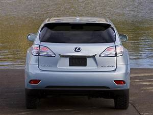 Lexus RX 450h 2010 Picture 65 Of 110