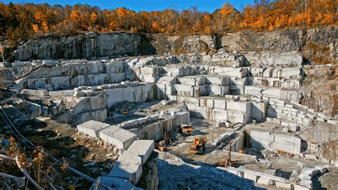 quarries and plants polycor american