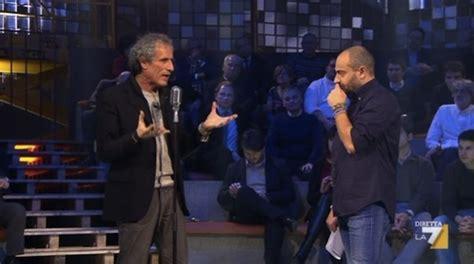 Trasmissione La Gabbia La7 - la gabbia 22 settembre finardi gomez ichino cinetivu
