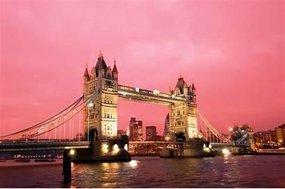 Elegant Bridge Wallpapers Night Tower Hdnicewallpapers