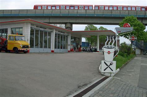 Alte Tankstelle Hamburg by Oldtimer Tankstelle Bandshof Rantlos