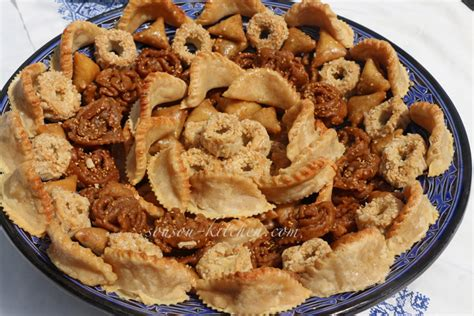 corne cuisine corne de gazelle kaab leghzal patisserie marocaine blogs