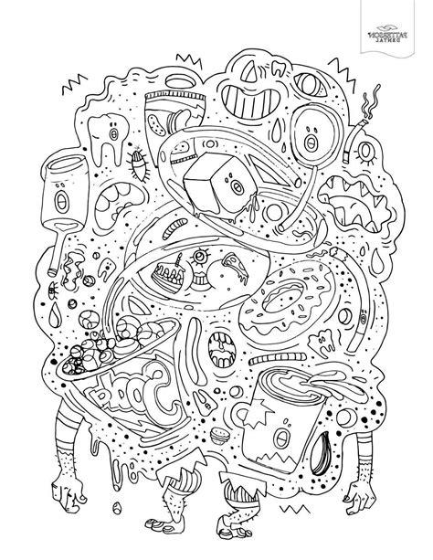Anatomy Coloring Books   AdultcoloringbookZ