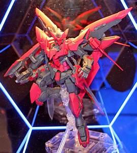 GUNDAM GUY: MG 1/100 Gundam Exia Dark Matter - On Display ...