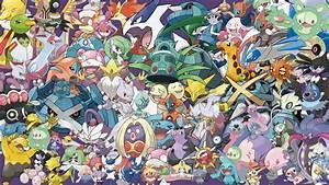 Psychic Pokemon Wallpaper