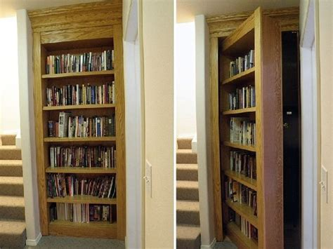 Bookcase Gun Safe by Gun Cabinet Bookcase Woodworking Projects Plans