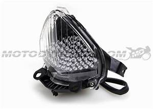 Sequential Signal Led Tail Light Clear Fits 2013