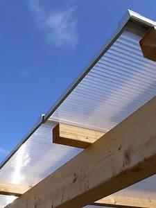 Terrassenuberdachung mit polycarbonat stegplatten hl for Stegplatten terrassenüberdachung