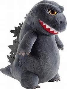 Godzilla Phunny Plush | Christmas 2020 | Godzilla toys ...