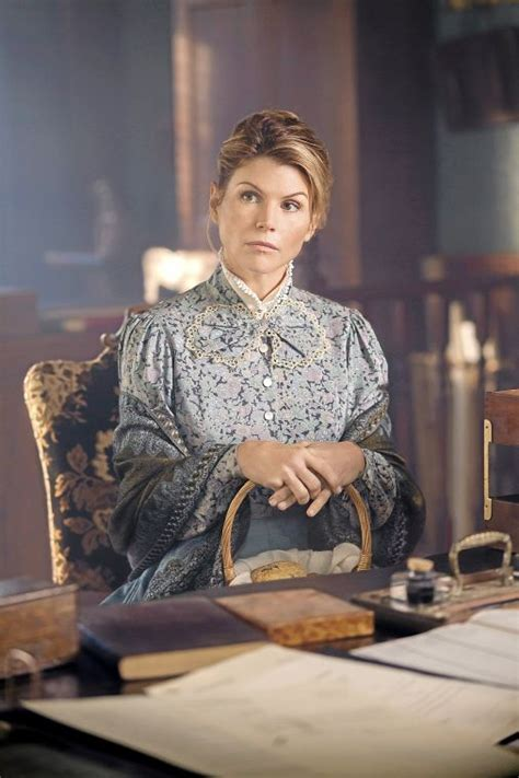 Actress Lori Loughlin goes back in time on Hallmark show ...