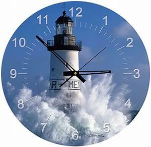 Leuchtturm Ar Men : art puzzle 4141 puzzleuhr leuchtturm ar men ~ Buech-reservation.com Haus und Dekorationen