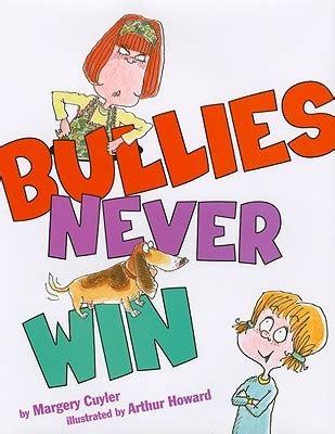 bullies  win  margery cuyler