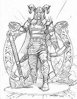 Heimdall Norse Sketch Mythology Goddesses Coloring Gods Symbols Viking Pages God Goddess Tattoo Mygodpictures Norhalla Myth Colouring Vikings Celtic Valkyrie sketch template