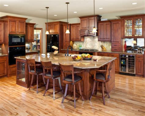 pictures of kitchens with cabinets and wood floors kitchen by johnson design inc international housing 9943