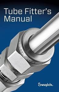 Swagelok Tube Fitters Manual