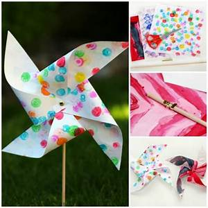 garden pinwheel craft for kids from recycled artwork With moulin a vent decoration jardin 1 deco moulin a vent jardin