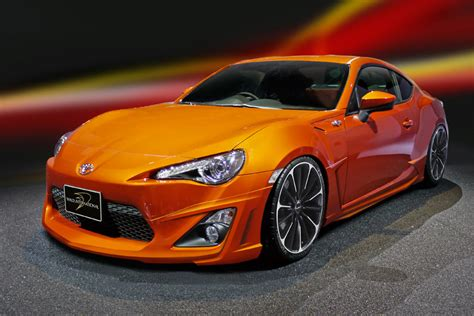 toyota international toyota gt 86 tuned by wald international