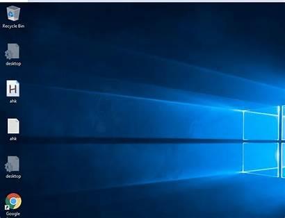 Icon Desktop Spacing Windows Change Appuals Adjusting