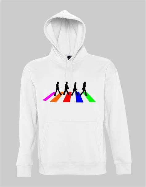 Hoodie The Beatles 2 the beatles road hoodie t shirts teeketi t shirt