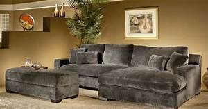 fairmont designs made to order doris 3 piece smoke With doris 3 piece sectional sofa