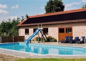Solar Auf Dem Dach : solar poolheizung solarabsorber im baukastensystem mit solarkollektor ~ Heinz-duthel.com Haus und Dekorationen