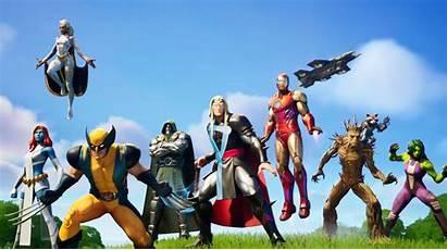 Fortnite Season Chapter Marvel Skins Pass Battle