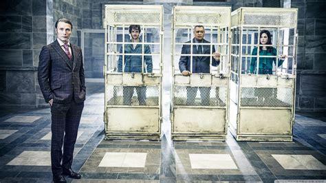 hannibal tv show cast  hd desktop wallpaper   ultra