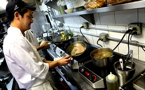 pros cons induction cooking york times