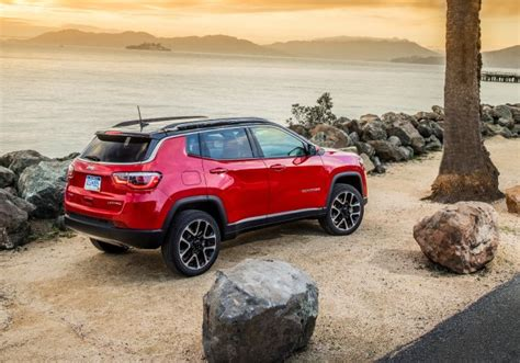 jeep compass 2017 red 2017 jeep compass india launch by june 17 ibtimes india